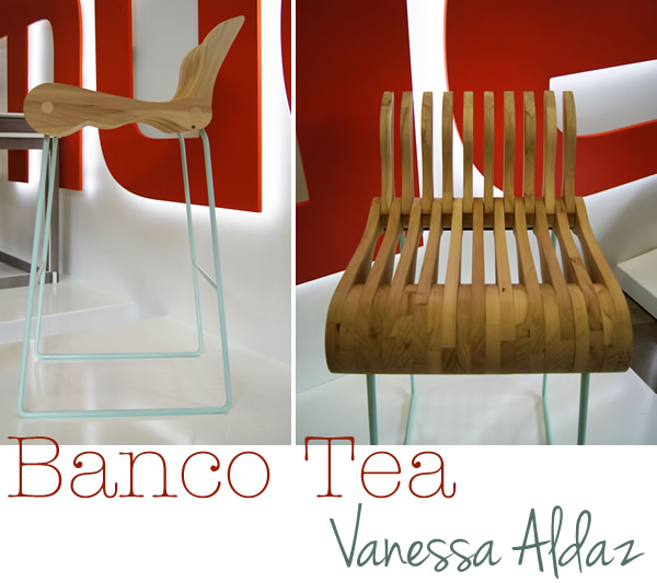 banco tea | Casa Haus