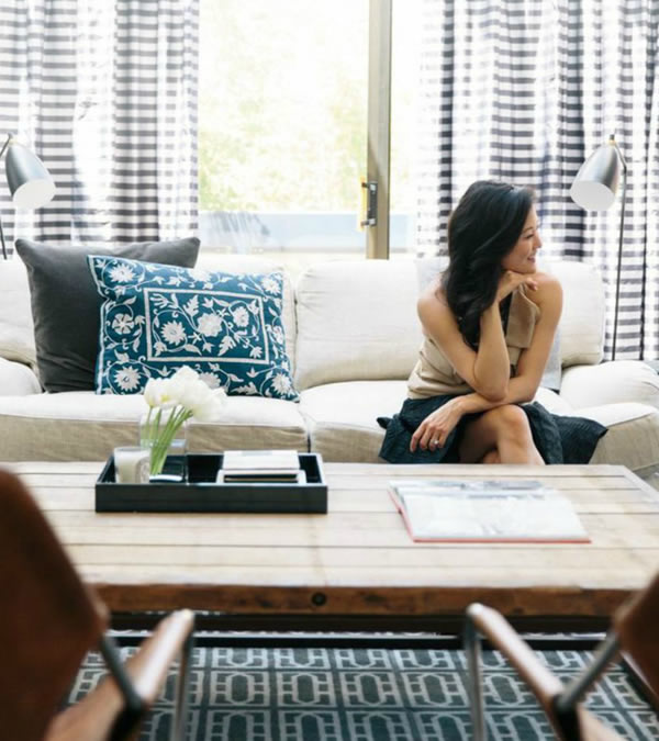 Catherine Kwong at home | Casa Haus