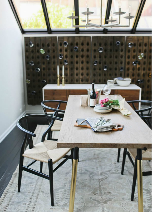 Catherine Kwong dining room   Casa Haus