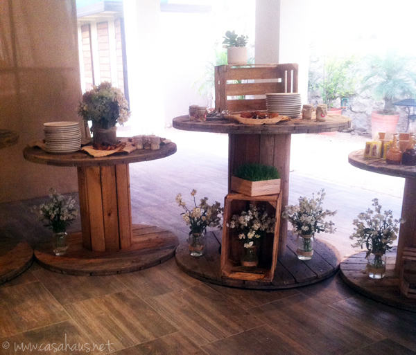 Casa Haus: A handmade wedding / Boda DIY