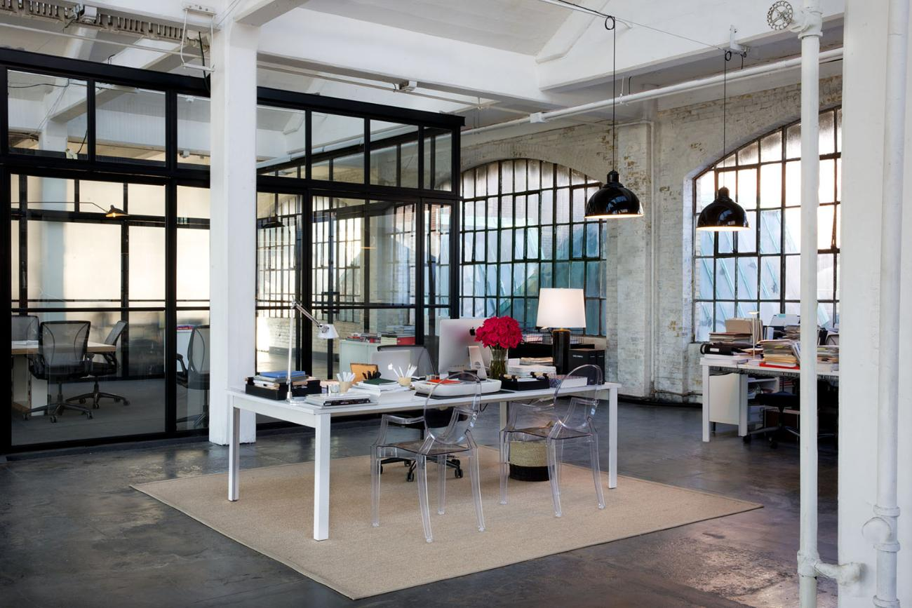 Set Design: The Intern by Nancy Meyers / Diseño de set: Pasante de moda // Casa Haus