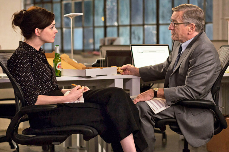 The Intern by Nancy Meyers / Diseño de set: Pasante de moda // Casa Haus