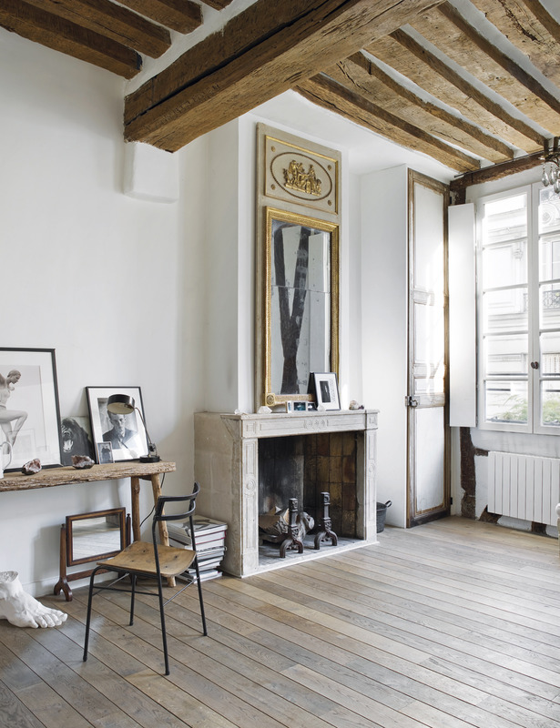 Gorgeous retreat in Paris / Hermoso apartamento en Paris // casahaus.net