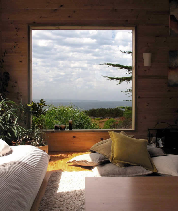 10 gorgeous contemporary window nooks / 10 hermosos rincones contemporáneos bajo la ventana // casahaus.net