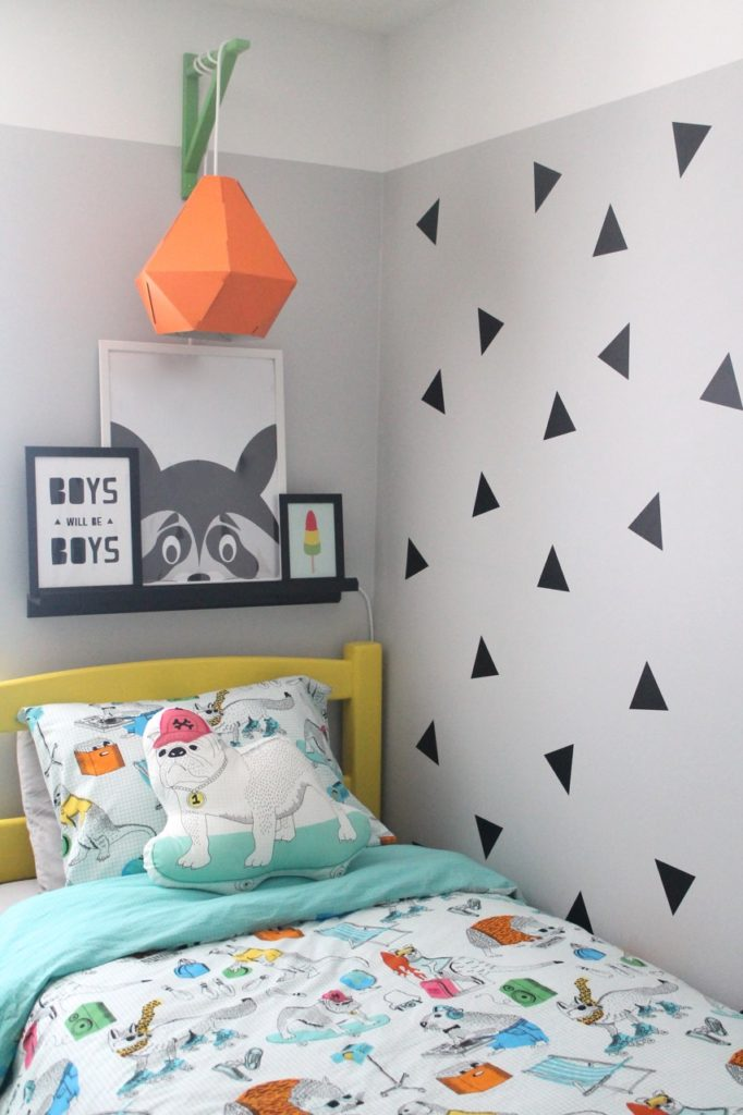 10 ideas para transformar el cuarto de los ni os con for Ideas para decorar cuarto de jovenes