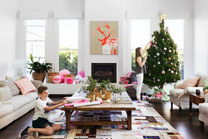 Christmas from down under: celebrating in the southern hemisphere / Ideas para una Navidad diferente - Casa Haus Deco