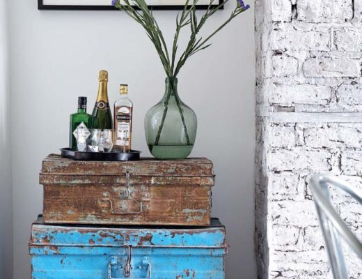15 ideas para decorar con muebles vintage / Decorating with reclaimed pieces - Casa Haus Deco
